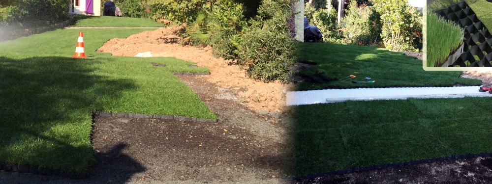 L 39 actualit 123 natura news articles astuces produits jardin et design - Pose de dalle sur sable ou gravier ...